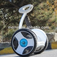 Two wheels self balance Personal transport stand up velocity scooter