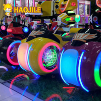 Shopping Mall Amusement Park Outdoor Hot Sale Battery Power Electric Car Kids Motorbike Amusement Ride