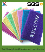Soft home hotel anti-slip eco-friendly fashion design pvc mat,Anti slip PVC Foam Soft Customized Bath Mat