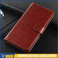 Factory wholesale // leather flip mobile phone case for gionee gn e3 wallet case with card slots