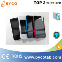 Lowest china multi language mobile phone for child used cellphone