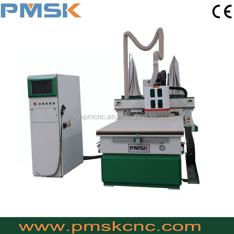 Wood engraving cutting machine/furniture making machinery/ATC cnc router
