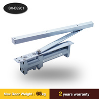 Hydraulic Aluminium Remote Control Concealed Door Closer