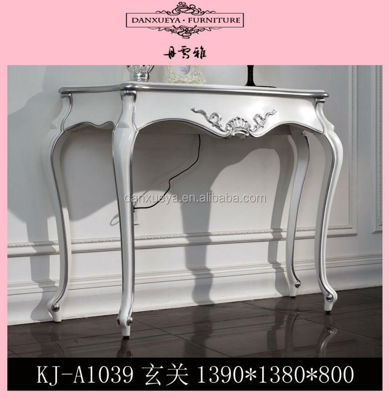 White Entrance Table white entrance table - buy entrance table,antique entrance table