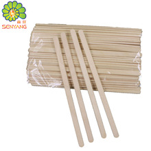 Best selling wooden disposable coffee stirrers