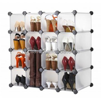 Wholesell Colorful Shoe Display Cabinet