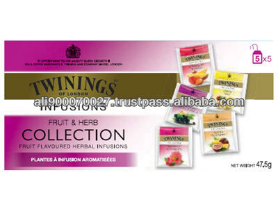TWININGS Fruit Infusions Collection Tea