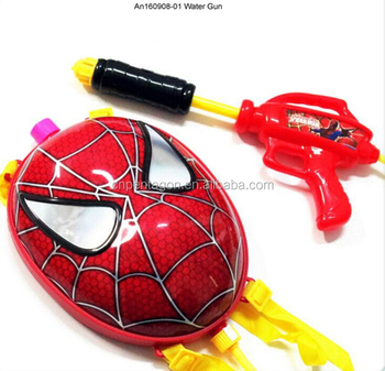 New style summer toy boy cartoon water gun for kid cheap price