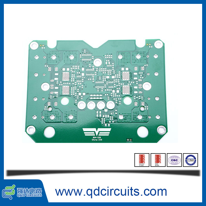 Manufacturer of Pb-free HASL surface bulk inverter printed pcb circuit boards