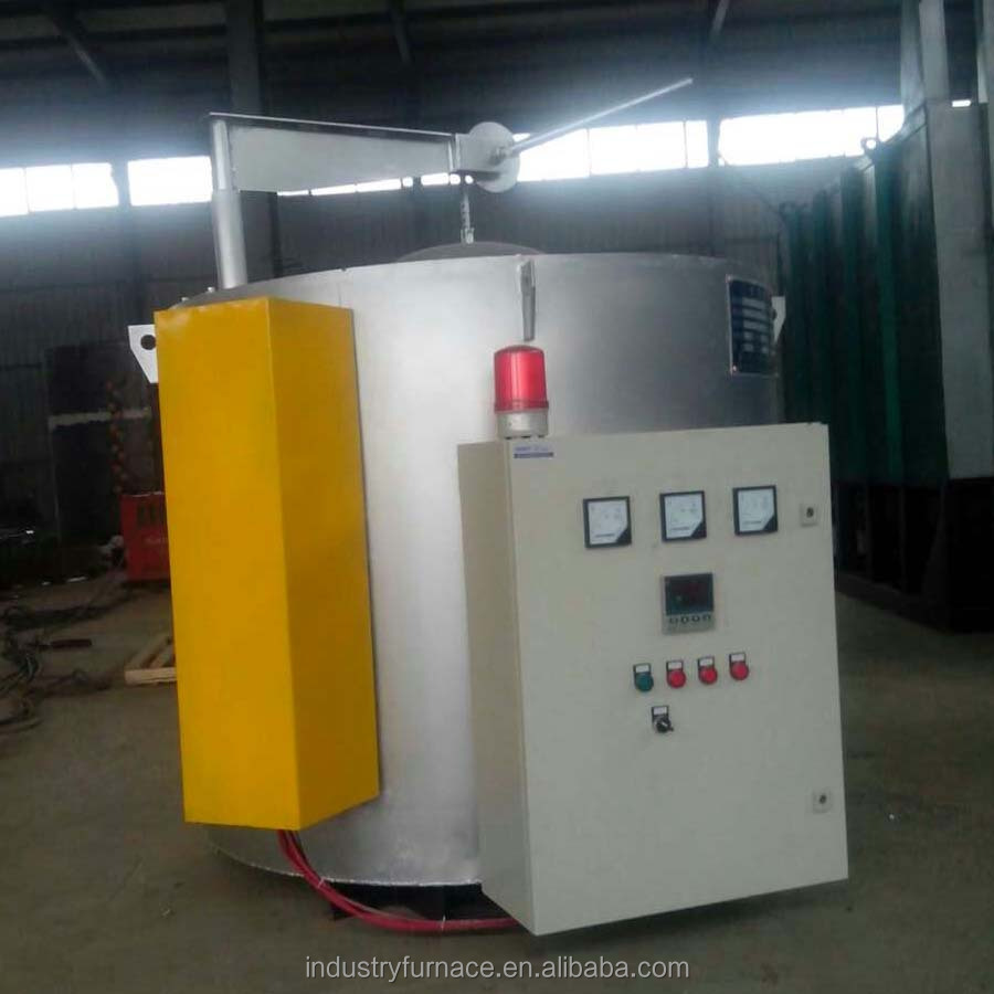 Laboratory aluminum electric melting holding furnace equipment