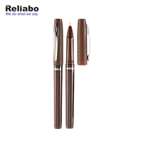 Reliabo Office Supply Custom Logo Printed Personalized Smooth Writing Gel Pens
