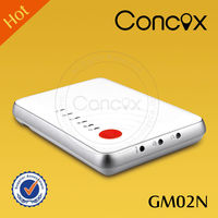Concox hotel security equipment,battery operated home security system,wireless alarm system GM02N