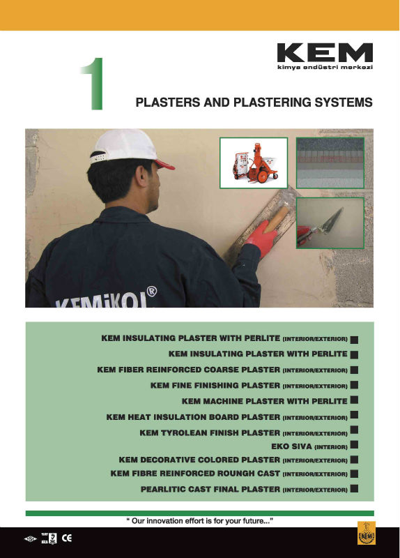 Insulating Plaster with Perlite (Int/Ext)