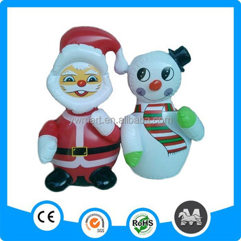 Wholesale Christmas Gift Inflatable Toy