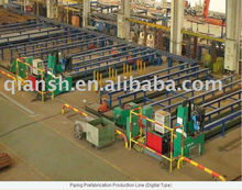 Automatic Pipe Fabrication Production Line,Pipe Spool Fabrication Production Line