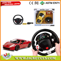 1 8 Scale Gravity Sensor RC Car With Kit
