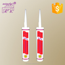 high quality fast curing structural silicone sealant acetic