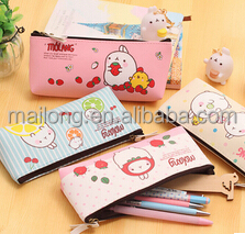 South Korean students creative cartoon stationery bags PN6433