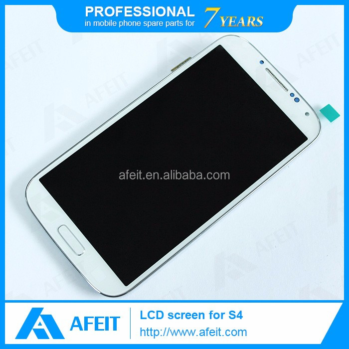Original New Replacement Lcd Screen For Samsung Galaxy S4 i9500 i9505 Lcd Screen Assembly