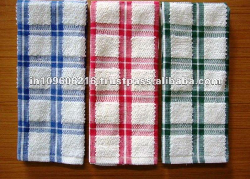 KITCHEN TOWELS 100% COTTON