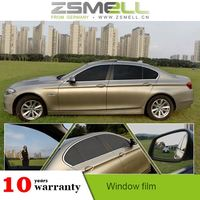 sun protection self adhesive window film touch screen protector film