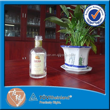 wholesale custom glass bottle coconut milk 200ml