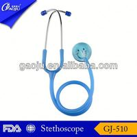 GJ-510Changeable head pattern fun stethoscopes