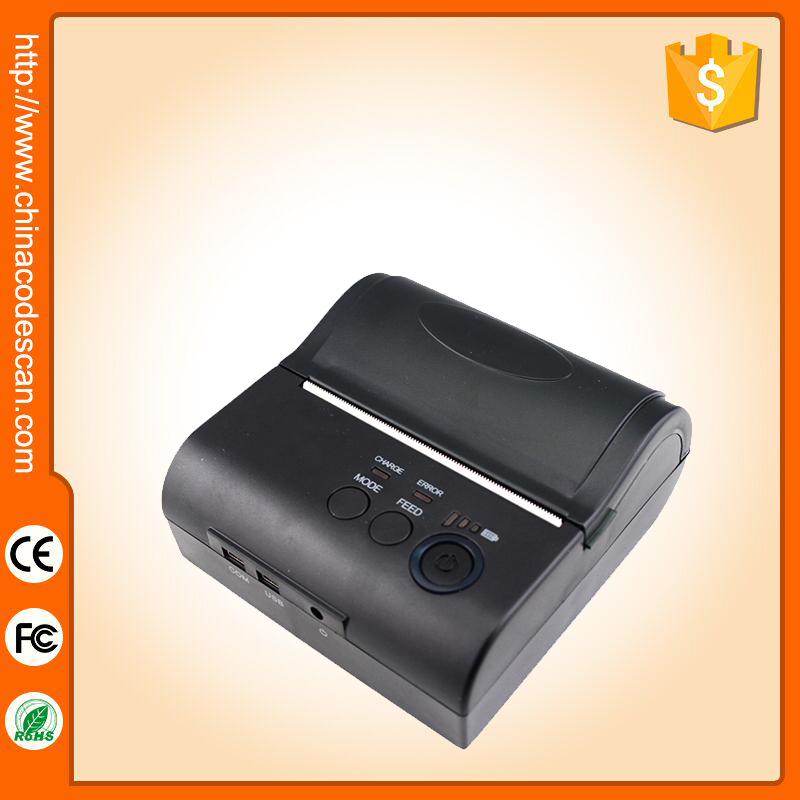 NT-80LY80mm bluetooth receipt thermal printer supporting android and multi- language