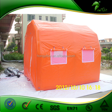 China Factory Hot Sale PVC Customized Inflatable Dome Tent for Outdoor Activities