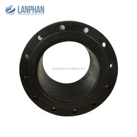 industry moulded single sphere flexible rubber coupling
