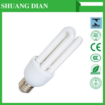 8000hrs 3U energy saving light 80% real power 12mm 15/18/20W energy saving