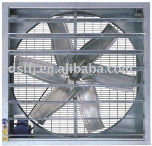 Industrial ventilation/exhaust fan for greenhouse