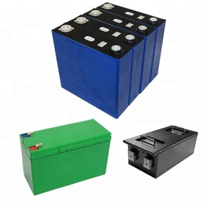 Deep Cycle 3.2V 271Ah LiFePO4 Battery Cell Rechargeable 3.2 V Solar Battery For Home Energy Storage