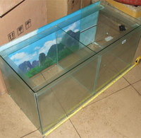 Durable aquarium fish tank for sale
