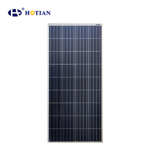 Hotian cheapest 165w poly solar module manufacturer in Alibaba and made in China