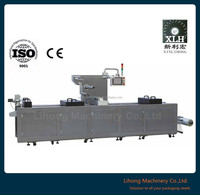 DLZ Automatic Vacuum Thermoforming Syringe Packaging Machine