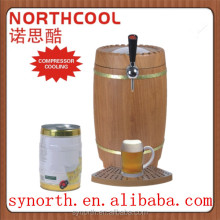 Fit 4L 5L 6L keg thermoelectric Beer Fridge