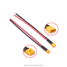 XT30 Male/Female Connector With Silicon Wire 16AWG 10CM 100mm for RC Hobby Battery FPV RC Model Airplane / Multicopter