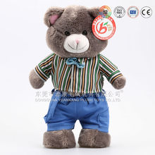 Factory custom big plush toy 8cm to 2m with EN71 and ASTM standard