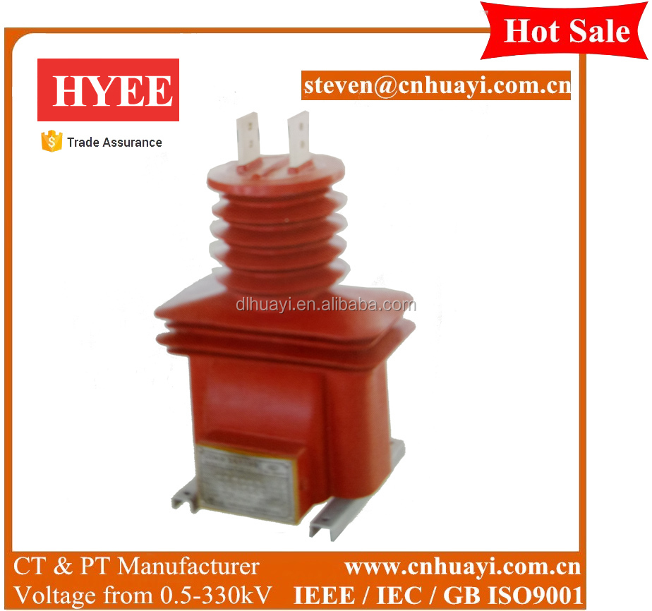 30~50VA outdoor cast resin dry type and oil type current transformer