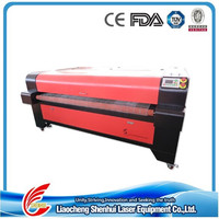 auto feed fabric layer cutting machine for garment SH-1610/1810/1816
