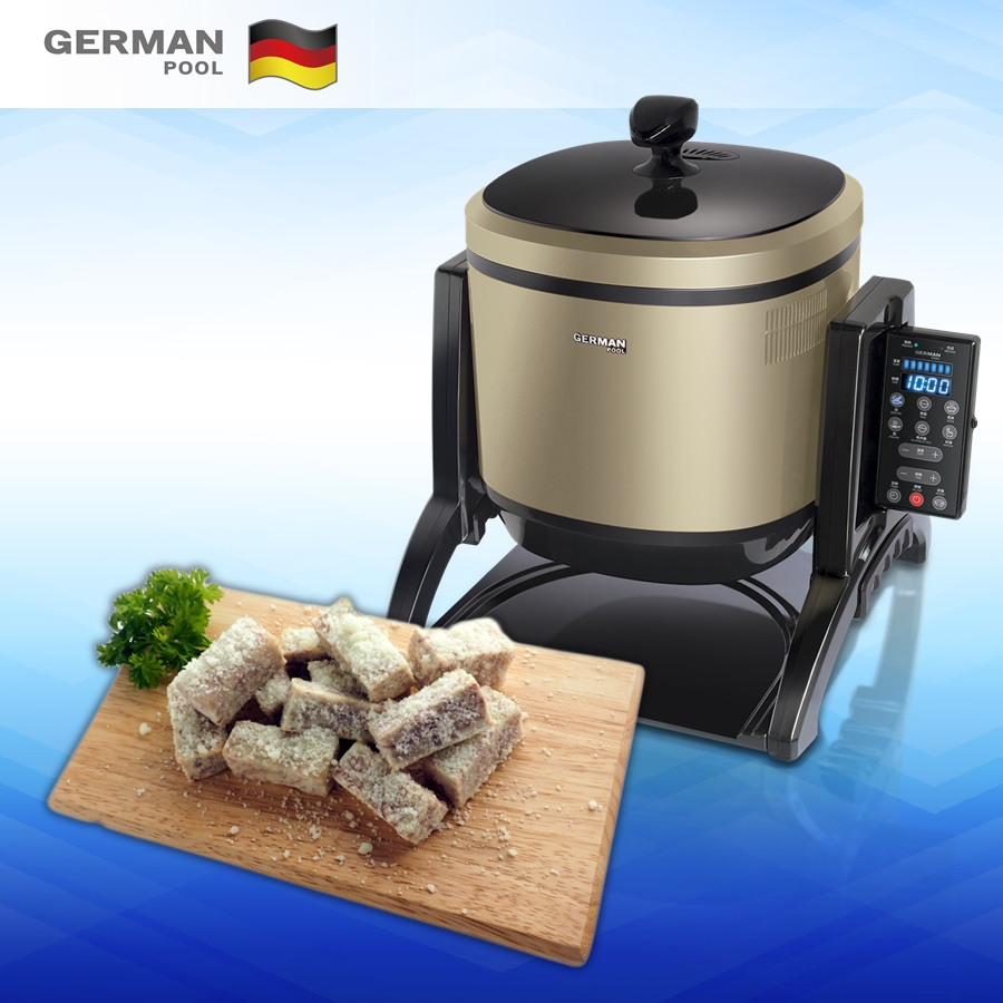 GermanPool Scientific User- friendly Spaghetti Manpower saving Automatic Cooking Appliances Cooking robot for Home