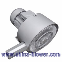 7.5KW double stage side channel vacuum blower