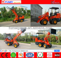 Hot sale Chinese manufacture hydrostatic motor Mini wheel loader