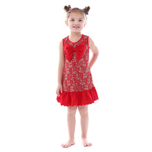 Baby boutique <strong>dress</strong> wholesale <strong>girl's</strong> valentine's day <strong>dresses</strong>