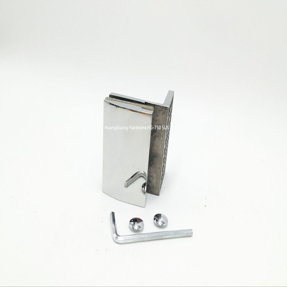 SUS304 Stainless Steel Single Side Movable Hinge,Shower Door Pivot Hinge