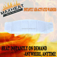 2015 Hot sale disposable body warmer/shoulder warmer/heating warmer