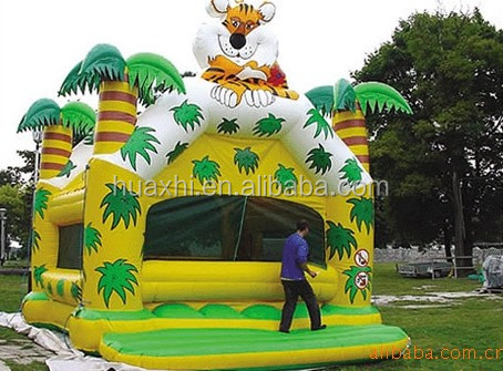 2016 hot inflatable jumping castle, playing castle inflatable bouncer