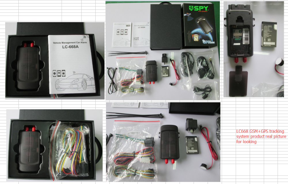 car tracker, GPS tracker system with oil cutting function and anti-hijacking alarm function