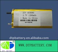 electric bus battery